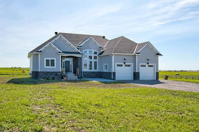 306026 43 Street W, Rural Foothills County, AB T0L 0X0 (#A1022207) :: Redline Real Estate Group Inc