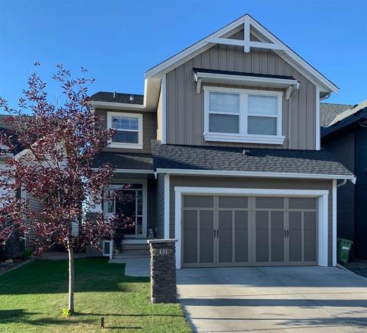 151 Reunion Green NW, Airdrie, AB T4B 3X1 (#A1022402) :: Canmore & Banff