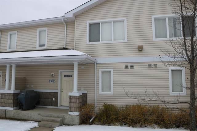 8640 103 Avenue J102, Grande Prairie, AB T8X 0C3 (#A1022520) :: Canmore & Banff