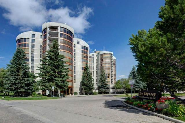 10 Coachway Road SW #172, Calgary, AB T3H 1E5 (#A1022714) :: Canmore & Banff