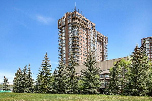 80 Point Mckay Crescent NW #408, Calgary, AB T3B 4W4 (#A1023415) :: Western Elite Real Estate Group
