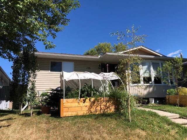 148 Dover Ridge Bay SE, Calgary, AB T2B 2B5 (#A1028422) :: Canmore & Banff