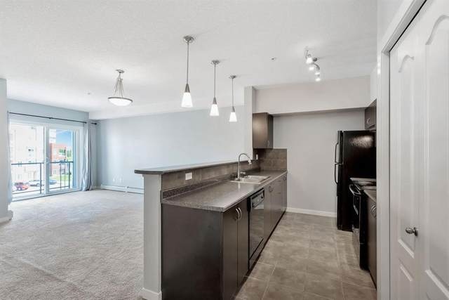 604 East Lake Boulevard NE #1315, Airdrie, AB T4A 0G5 (#A1028816) :: Redline Real Estate Group Inc