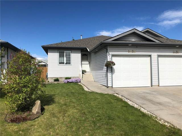 1435 Strathcona Way, Strathmore, AB T1P 1S9 (#A1030373) :: Calgary Homefinders