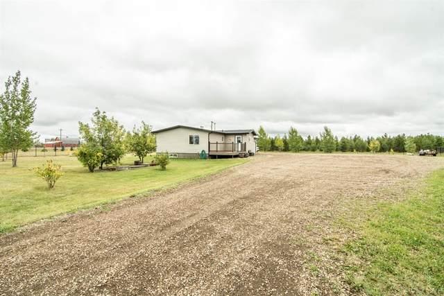 3 721022 Range Road 54, Rural Grande Prairie No. 1, County of, AB T8X 4G8 (#A1030641) :: Team Shillington | Re/Max Grande Prairie