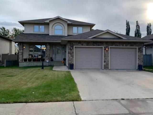 9321 Lakeshore Court, Grande Prairie, AB T8X 1S4 (#A1035805) :: Canmore & Banff