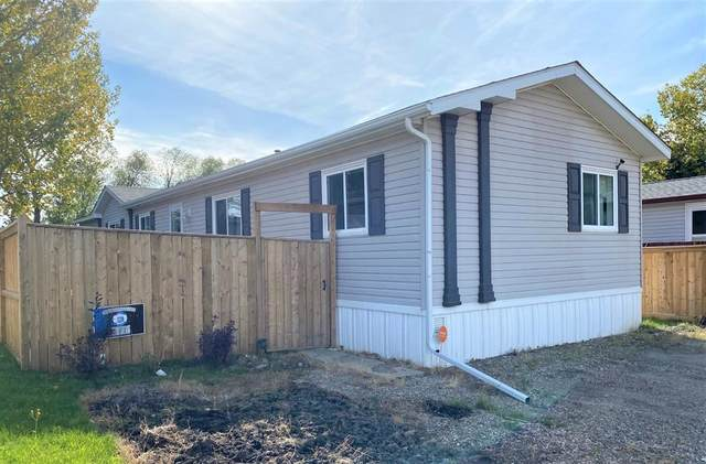 100 Westwood Court, Innisfail, AB T4G 1S2 (#A1035891) :: Calgary Homefinders