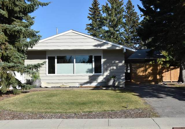 643 Willowburn Crescent SE, Calgary, AB T2J 1M9 (#A1037362) :: Canmore & Banff