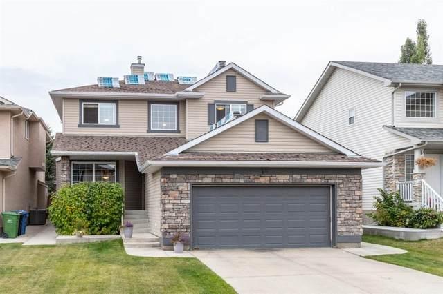121 Wentworth Close SW, Calgary, AB T3H 4W1 (#A1037392) :: Calgary Homefinders