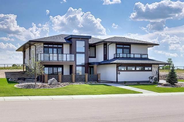98 Sandstone Road S, Lethbridge, AB T1K 8J1 (#A1038214) :: Calgary Homefinders