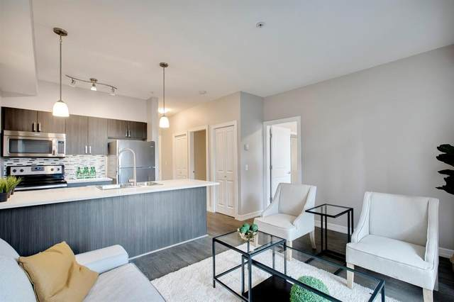 117 Copperpond Common SE #121, Calgary, AB T2Z 5E2 (#A1042803) :: Calgary Homefinders
