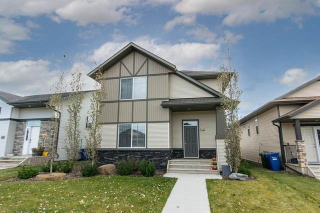 395 Teasdale Drive, Red Deer, AB T4P 0P8 (#A1043969) :: Canmore & Banff