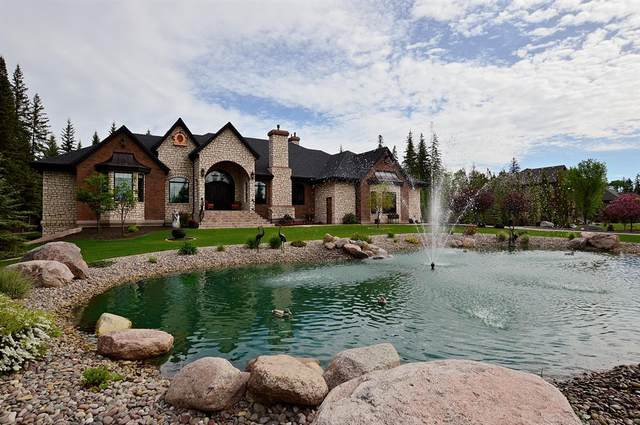 8102 Willow Grove, Rural Grande Prairie No. 1, County of, AB T8W 0H3 (#A1045505) :: Calgary Homefinders