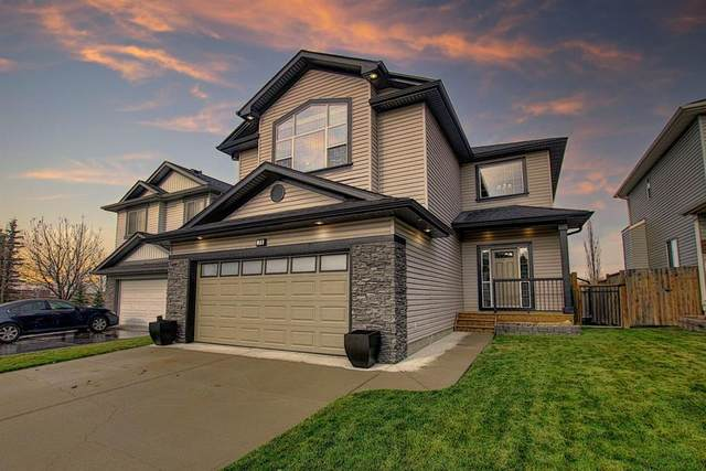 73 Tanner Close SE, Airdrie, AB T4A 2L4 (#A1047837) :: Canmore & Banff