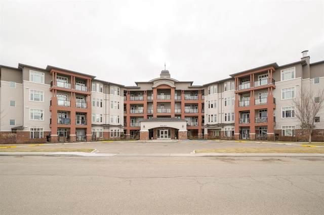 5213 61 Street #403, Red Deer, AB T4N 6N5 (#A1048559) :: Calgary Homefinders