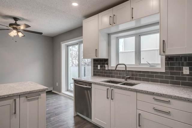 6919 Elbow Drive SW #116, Calgary, AB T2V 0E6 (#A1050875) :: Redline Real Estate Group Inc