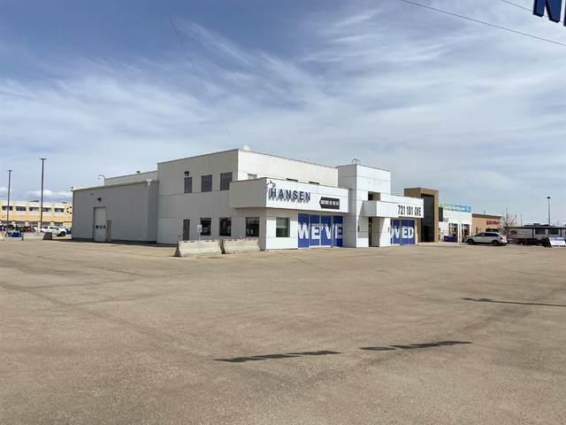 10101 112 Street, Grande Prairie, AB T8V 8H6 (#A1052055) :: Greater Calgary Real Estate