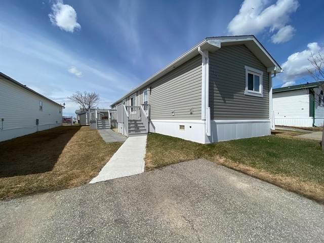 10615 88 Street #119, Grande Prairie, AB T8X 1P5 (#A1052148) :: Western Elite Real Estate Group