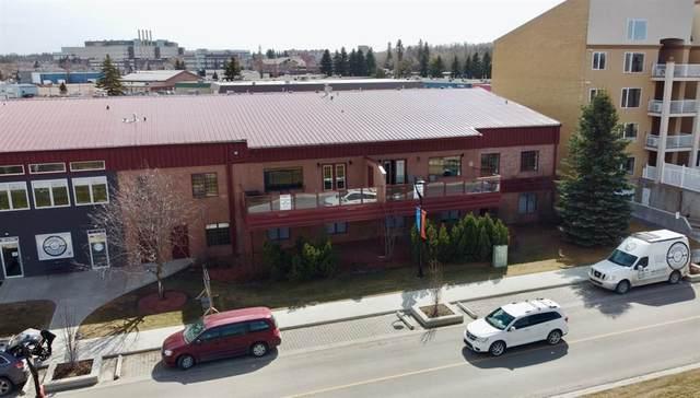 5589 47 Street #101, Red Deer, AB T4N 1S1 (#A1054067) :: Calgary Homefinders