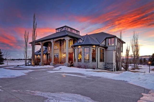82031 202 Avenue W, Rural Foothills County, AB T1S 2X2 (#A1054837) :: Redline Real Estate Group Inc