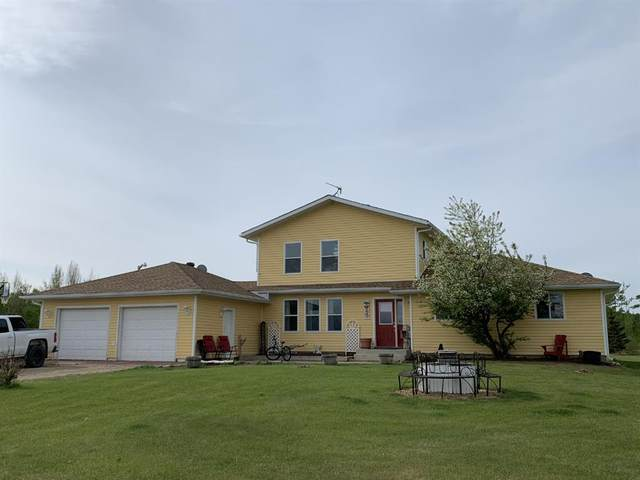 842072 Range Road 241 #25, Rural Northern Lights M.D., AB T0H 1W0 (#A1057874) :: Calgary Homefinders