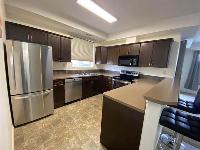 69 Ironstone Drive #102, Red Deer, AB T4R 0J8 (#A1059587) :: Greater Calgary Real Estate