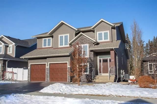 49 Garrison Circle, Red Deer, AB T4P 0P6 (#A1059654) :: Calgary Homefinders