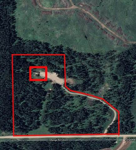 29558 Rr#54, Rural Mountain View County, AB T0M 2E0 (#A1062797) :: Western Elite Real Estate Group