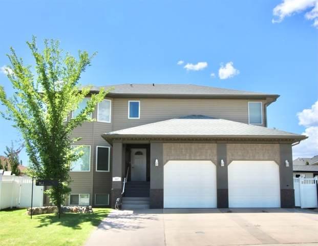 227 Lake Stafford Drive E, Brooks, AB T1R 1N5 (#A1074637) :: Calgary Homefinders