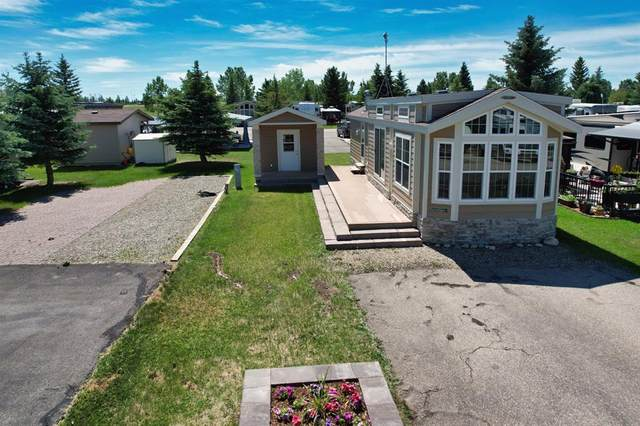370165 79 Street E #145, Rural Foothills County, AB T0L 0A0 (#A1075490) :: Calgary Homefinders