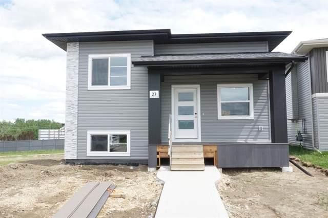 27 Victor Close, Sylvan Lake, AB T4S 0P4 (#A1081240) :: Calgary Homefinders