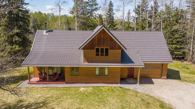 37A Country Meadows Drive, Rural Clearwater County, AB T4T 2A2 (#A1082136) :: Calgary Homefinders