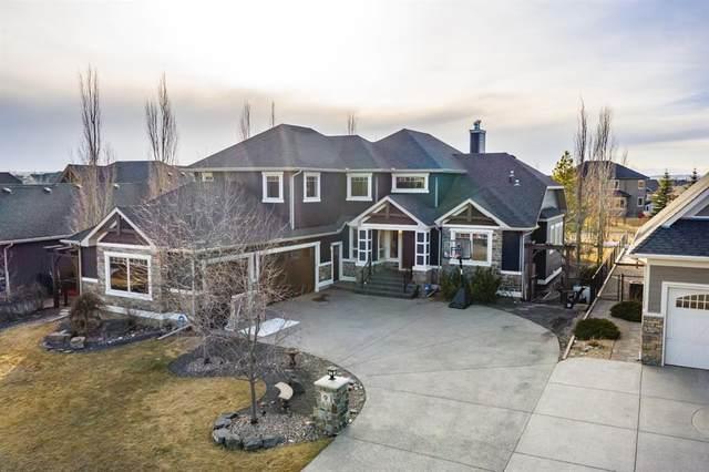 9 Cimarron Estates Link, Okotoks, AB T1S 0C6 (#A1084949) :: Calgary Homefinders