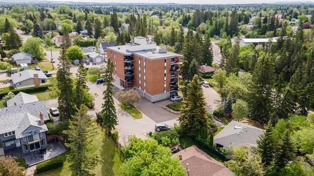 4326 Michener Drive #401, Red Deer, AB T4N 2B1 (#A1086653) :: Calgary Homefinders