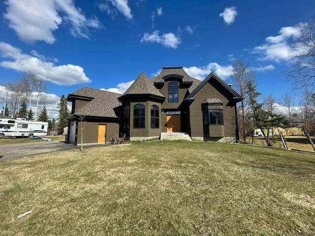 62 Aspen Crescent, Gregoire Lake Estates, AB T9H 5S1 (#A1087169) :: Calgary Homefinders