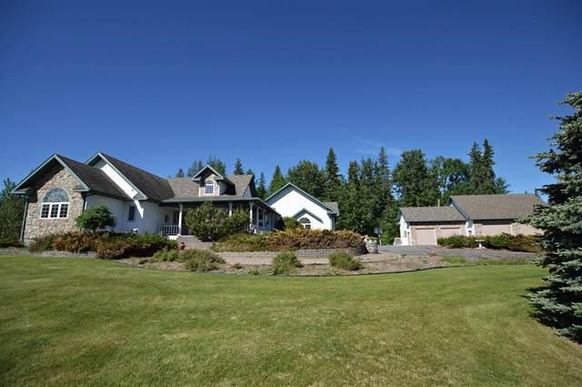 704073 Range Road 61 #2, Rural Grande Prairie No. 1, County of, AB T8W 5B5 (#A1088035) :: Calgary Homefinders