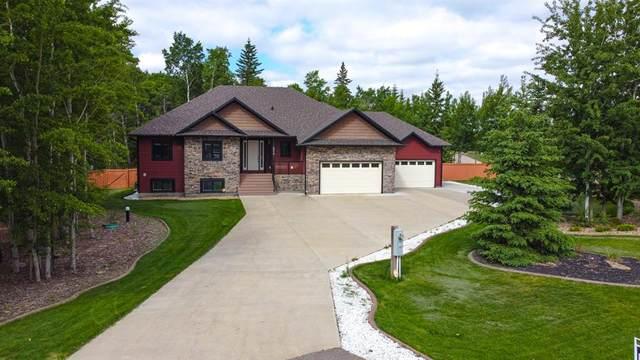 5318 Spruce Wood Close, Rural Grande Prairie No. 1, County of, AB T8W 0H3 (#A1088957) :: Calgary Homefinders