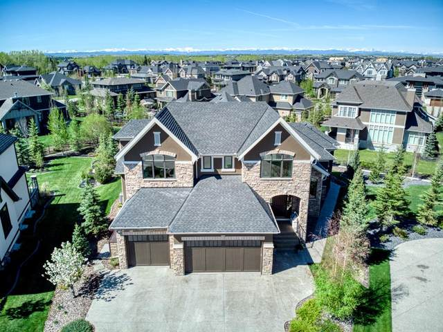 224 Waterside Court, Rural Rocky View County, AB T2L 0C9 (#A1094707) :: Calgary Homefinders