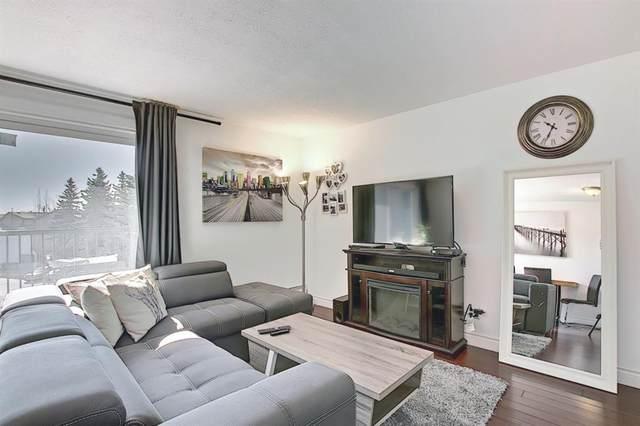 27 Grier Place NE #5208, Calgary, AB T3K 5Y5 (#A1096288) :: Redline Real Estate Group Inc