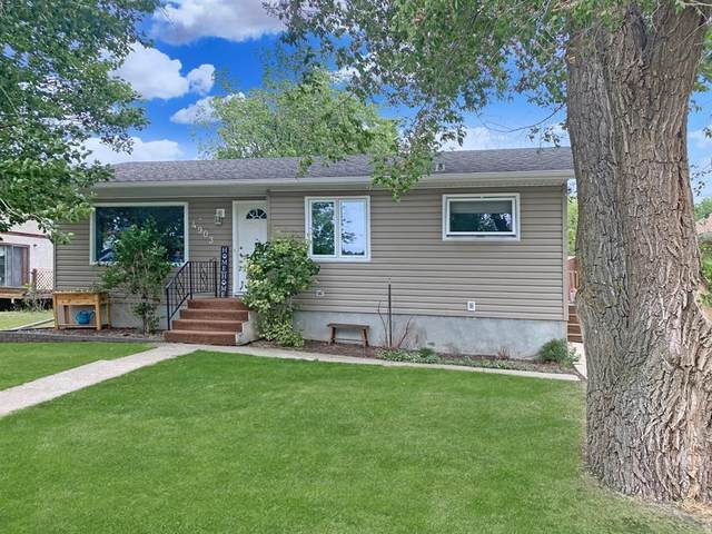 4903 45 Street, Stettler Town, AB T0C 2L2 (#A1097004) :: Calgary Homefinders
