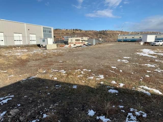 14 Griffin Industrial Point, Cochrane, AB  (#A1099486) :: Calgary Homefinders
