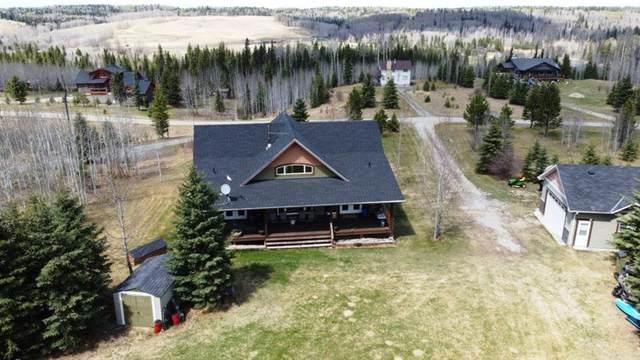 217 James River Ridge, Rural Clearwater County, AB T0M 0N0 (#A1099560) :: Calgary Homefinders
