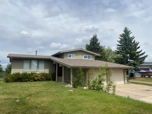 5722 Park Drive, Vermilion, AB T9X 1V7 (#A1100417) :: Calgary Homefinders