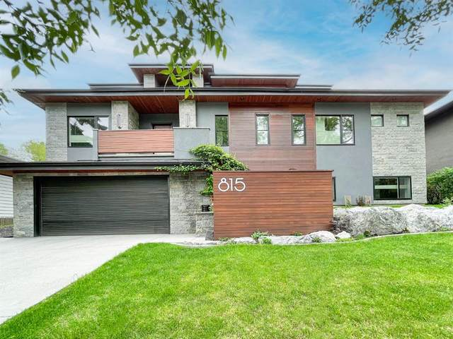 815 Crescent Boulevard SW, Calgary, AB T2S 1L3 (#A1101661) :: Calgary Homefinders