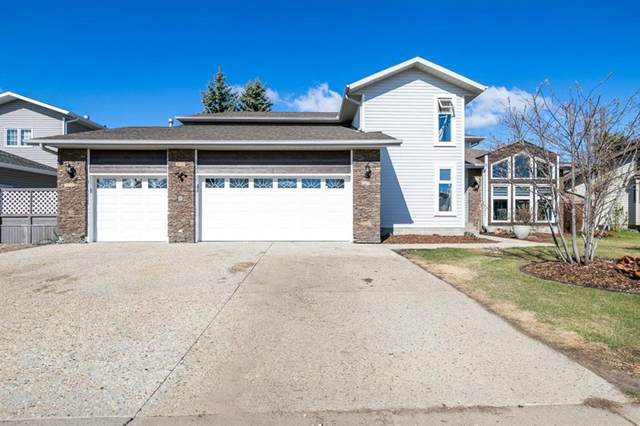 3804 64 Street, Stettler Town, AB T0C 2L1 (#A1103637) :: Calgary Homefinders