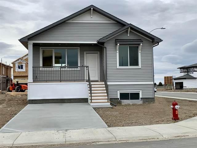 2502 46th Street S, Lethbridge, AB T1K 8K5 (#A1103650) :: Calgary Homefinders