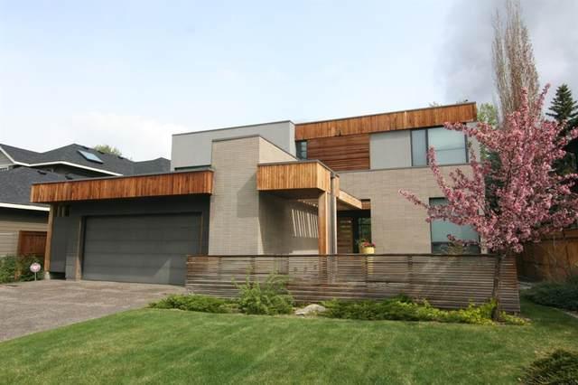 1010 32 Avenue, Calgary, AB T2T 1V3 (#A1105031) :: Calgary Homefinders