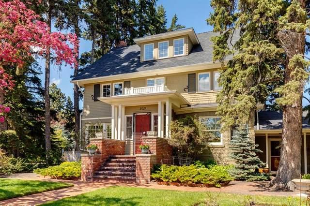 920 Sifton Boulevard SW, Calgary, AB T2T 2K9 (#A1105268) :: Calgary Homefinders