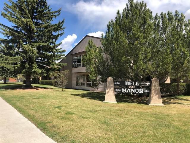 54 Bell Street #201, Red Deer, AB T4R 1M8 (#A1106985) :: Calgary Homefinders