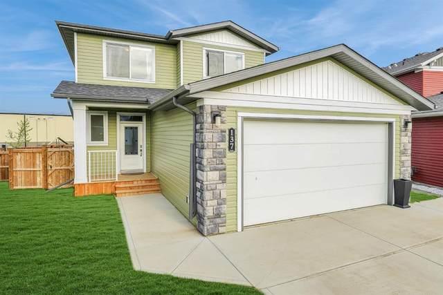137 Hampton Crescent, Sylvan Lake, AB T4S 0S1 (#A1109083) :: Calgary Homefinders